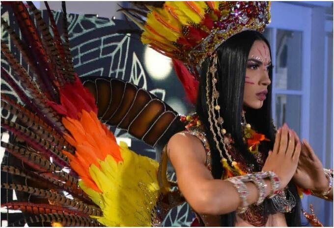 Miss Amazonas, Dayana Cárdenas