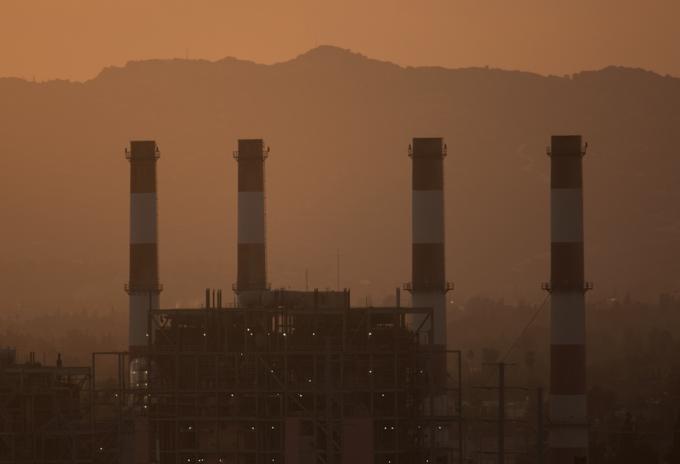 CO2 Contaminación ambiental