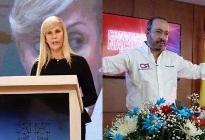 Dilian Francisca Toro y Germán Córdoba