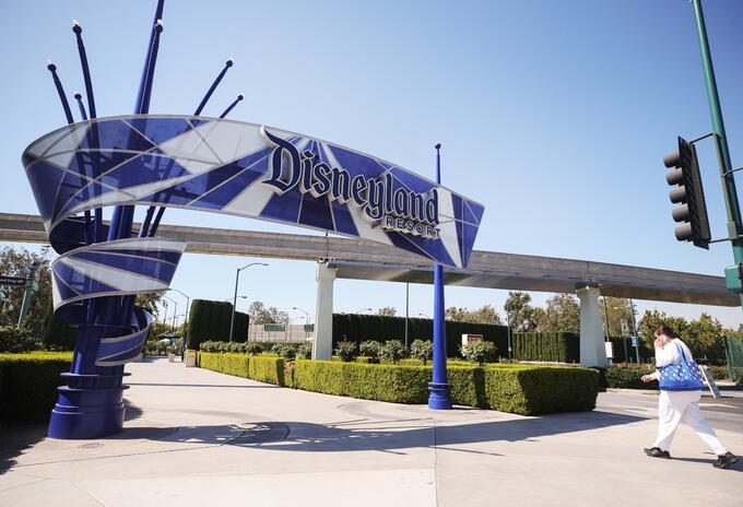 Disneyland en California