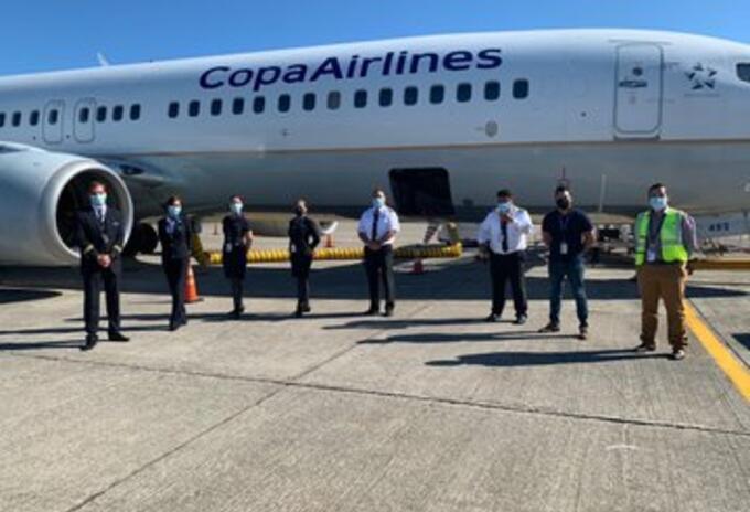 Con protocolos de bioseguridad se reactivan los vuelos