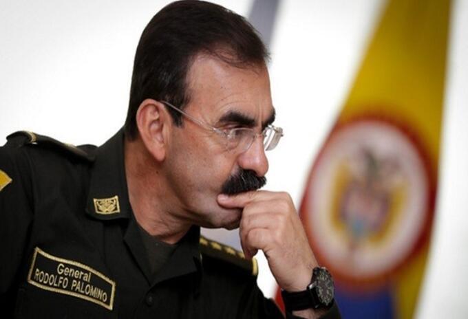 Fiscalía acusó de tráfico de influencias al general Palomino, exdirector de la Policía