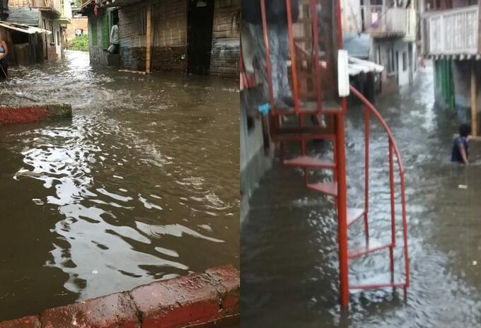Varios municipios del Quindío están en alerta por amenaza de deslizamientos