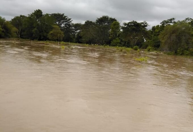 En Papayal aún no se han establecido las pérdidas por esta emergencia.