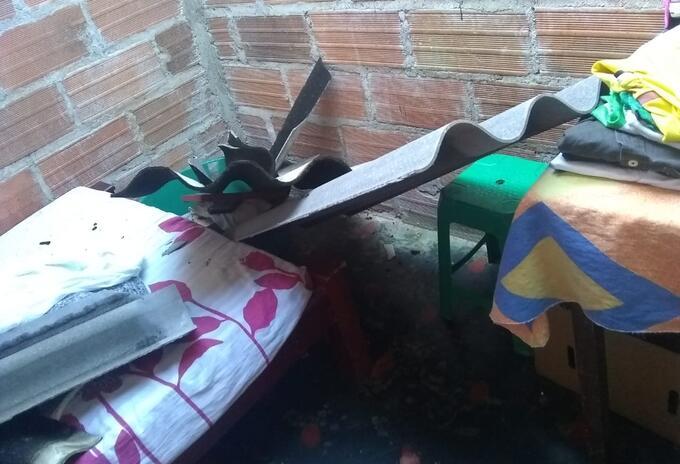 Emergencias por invierno en Antioquia