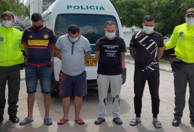 Suboficial de la Policía Capturado en Cúcuta