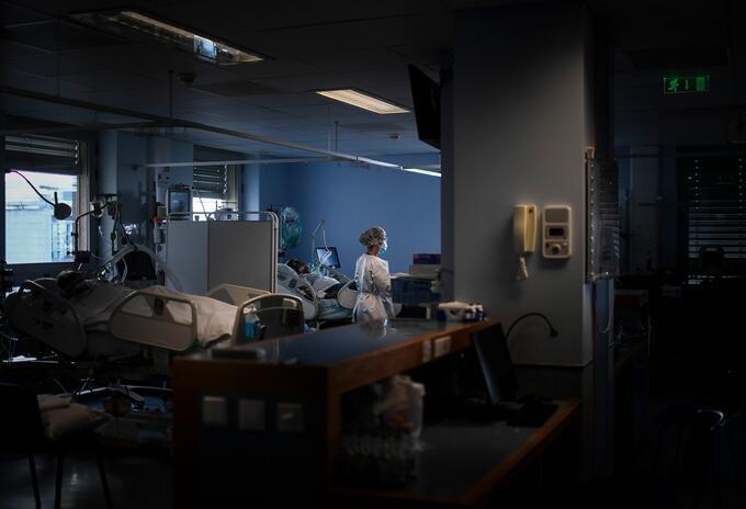 Pacientes contagiados de coronavirus en Portugal