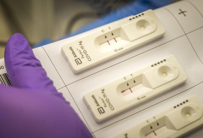 Prueba PCR Covid