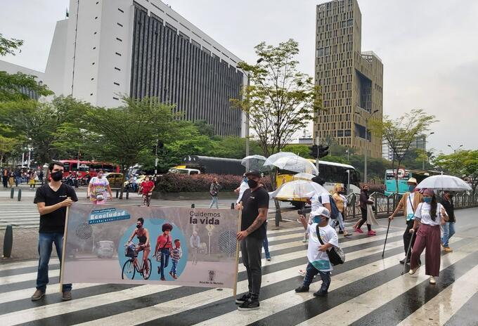 Semana de la Movilidad en Medellín