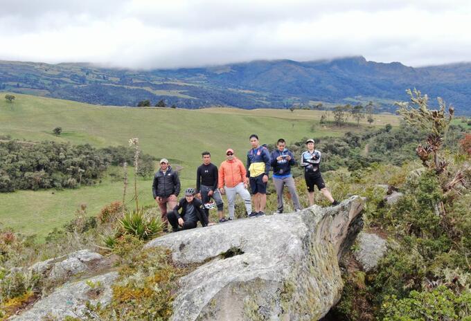 Ruta ecoturística de Une, Cundinamarca