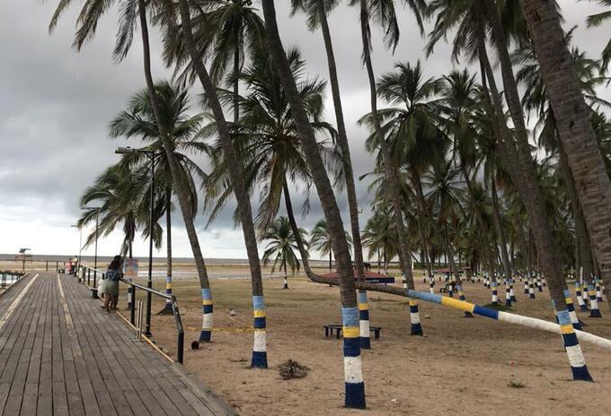 Playas de Riohacha.
