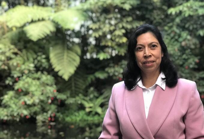 Yolanda Gonzalez, directora del Ideam