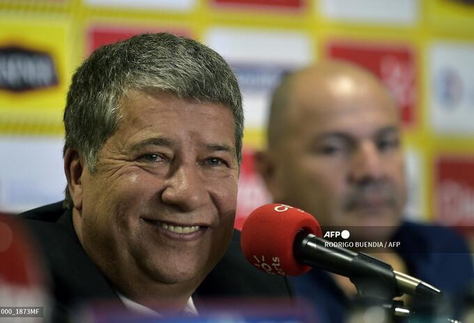 Hernán 'Bolillo' Gómez