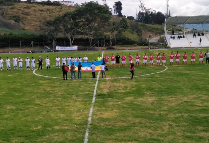 Estadio Juan Tafur de Chipaque, Cundinamarca