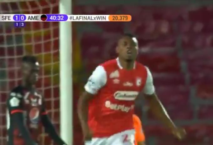 Independiente Santa Fe, final Liga Betplay