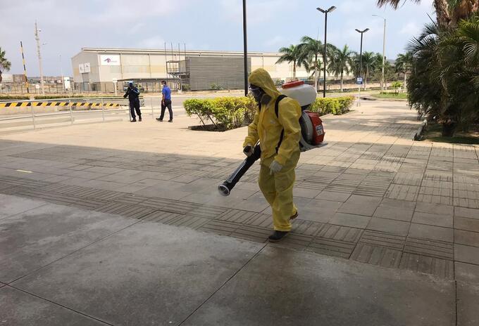 BEC una empresa que antes de la crisis generada por la pandemia se dedicaba a prestar Asesorías legales ambientales