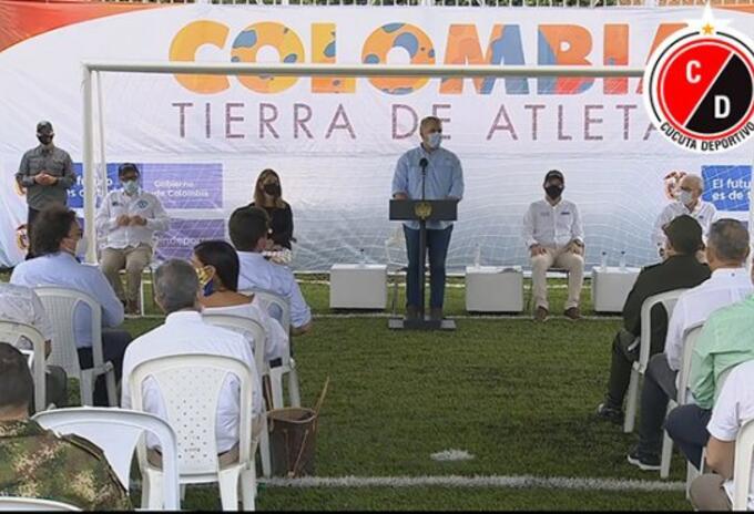 Presidente Duque en Cúcuta