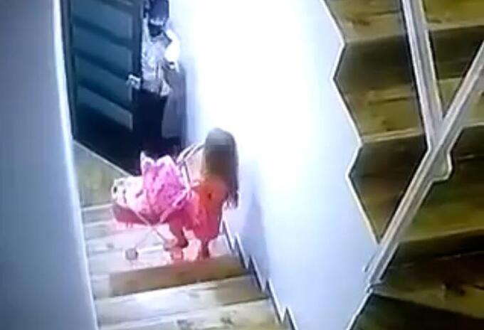 Imagen del video que circula en redes sociales.