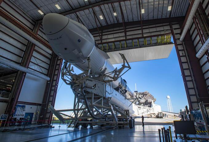 Nasa - SpaceX