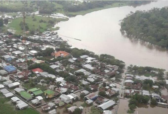 Murindó, Antioquia.