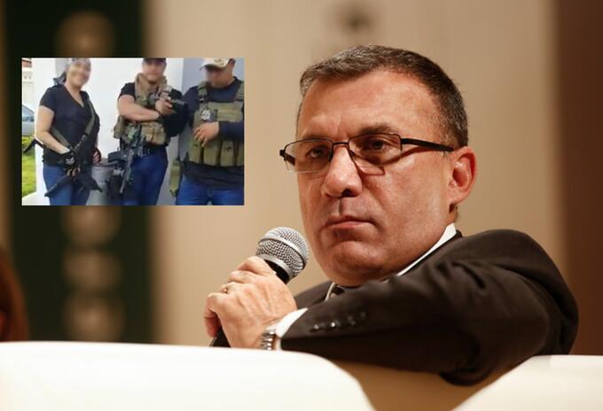 Roy Barreras y el falso video