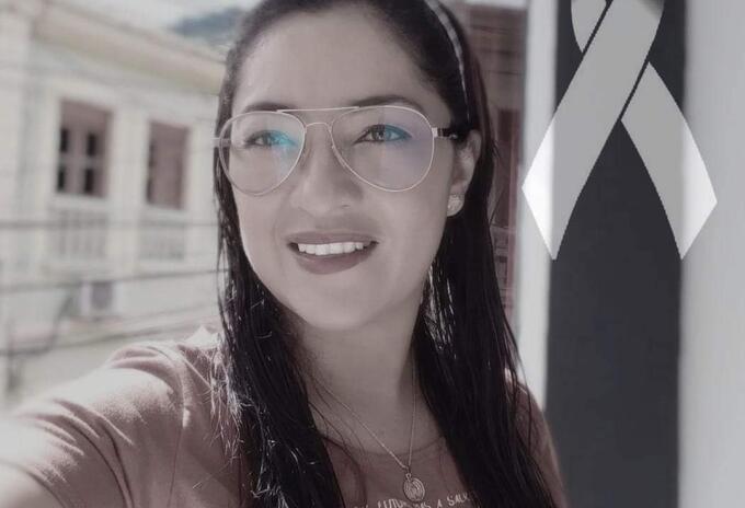 La registradora de municipio de San Pablo, Karol Mabel Coral, falleció en la ciudad de Pasto, luego del atentado que sufrió el 11 de diciembre.