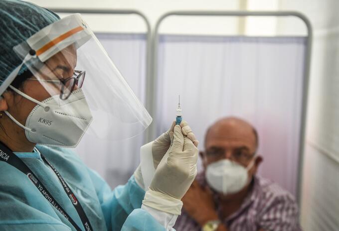 Unos 5 millones de personas de riesgo ya han recibido algún tipo de inmunización.