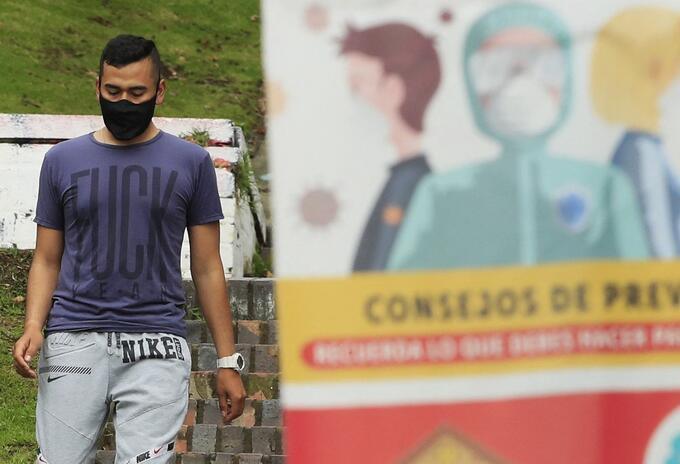 Coronavirus en Colombia - Medidas de protección que exigen las autoridades en salud.