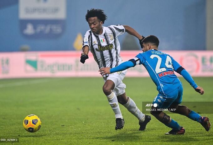 Juan Guillermo Cuadrado - Juventus
