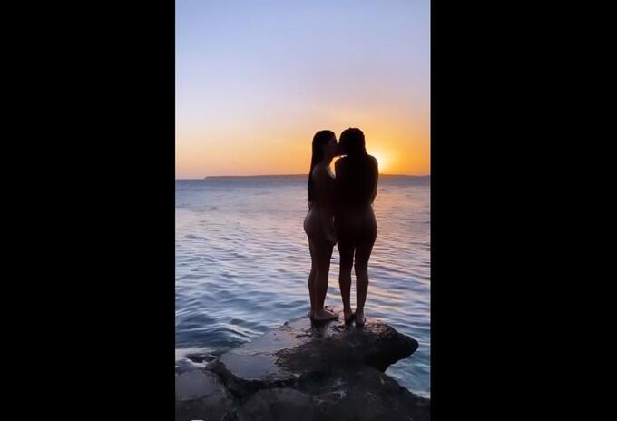 Mara Cifuentes e Isabella Castiblanco