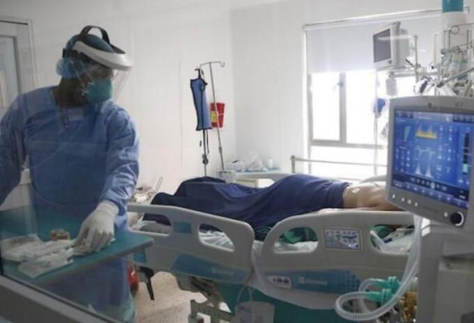 Se mantiene la alerta roja hospitalaria en Bucaramanga