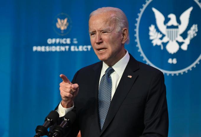 Presidente de EE.UU., Joe Biden