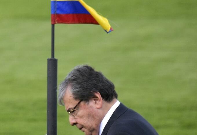 Carlos Holmes Trujillo, ex ministro de Defensa fallecido por covid-19.
