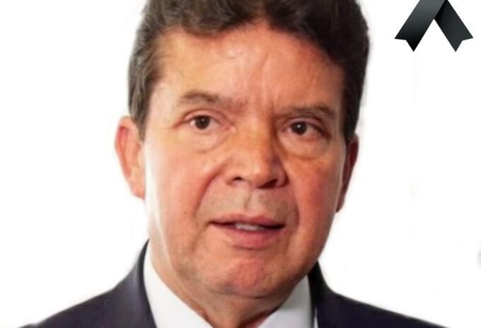 Julio Roberto Gómez Esguerra murió tras complicaciones asociadas al coronavirus.