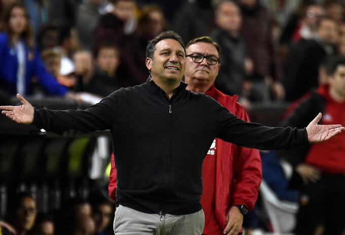 Eusebio Sacristán, entrenador español