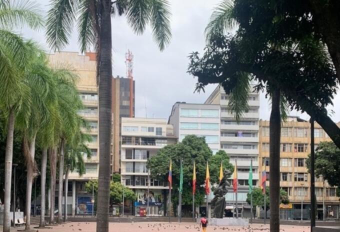 Toque de Queda en Pereira