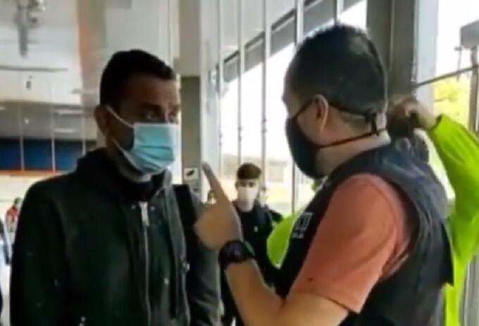 Detienen en Bogotá a francés buscado por Interpol