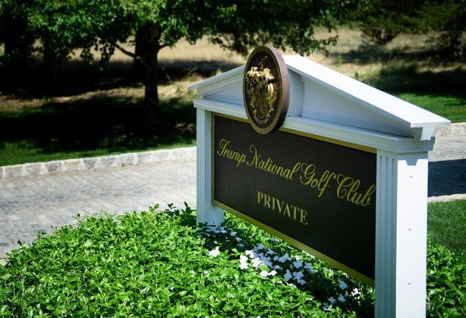 Campo de Golf de Trump - Trump National Golf Club Bedminster