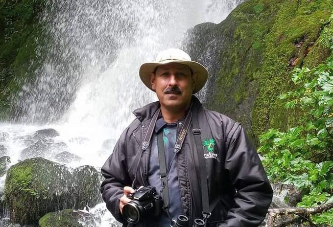 Gonzalo Cardona Molina.