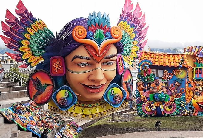 En la virtualidad Pasto vivió el Carnaval