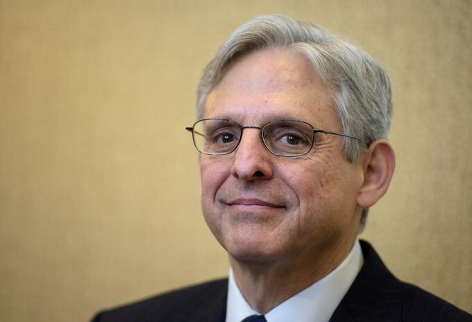 Merrick Garland será Fiscal general de EE.UU.