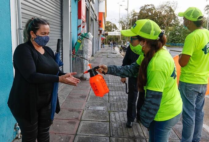 La ocupación de amas UCI en Manizales, supera el 84% según la Secretaría de Salud.