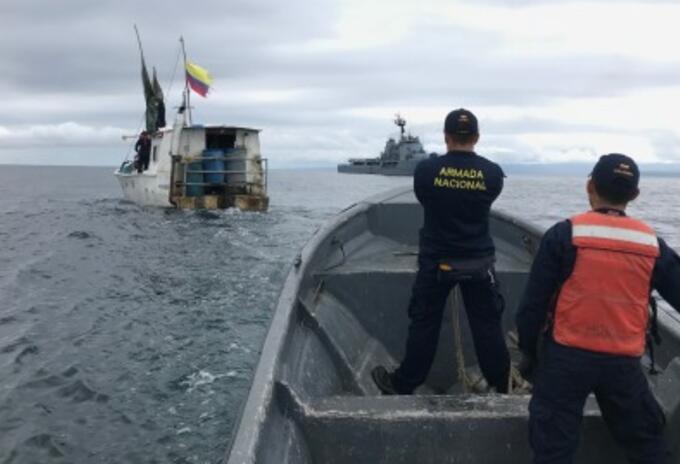 Armada Nacional, (imagen referencial).
