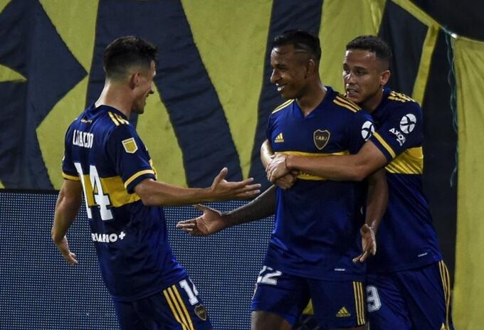 Boca Juniors, 2021
