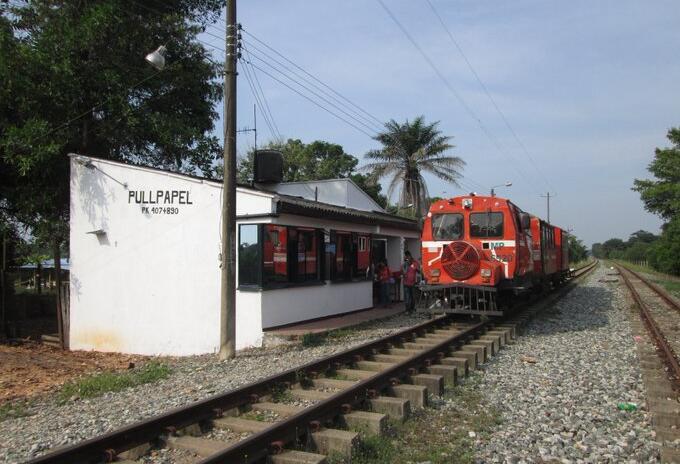 Un hombre en estado de embriaguez fue arrollado por un tren en Simacota (Santander)