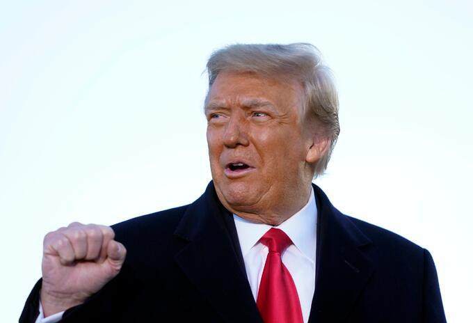Donald Trump, expresidente EE.UU.