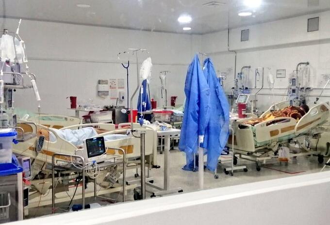 En alerta roja siete centros médicos en Santander por alta ocupación UCI