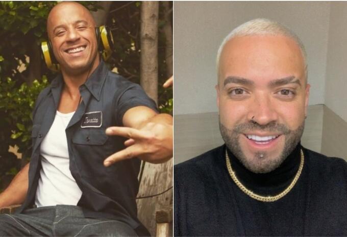 Vin Diesel y Nacho