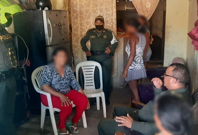 Menores que consumían bebidas embriagantes en Cartagena fueron conducidas ante el ICBF