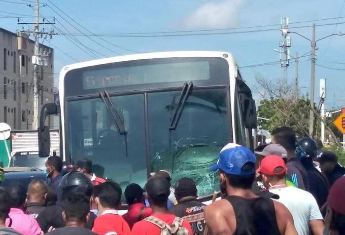 Una mujer muerta y un herido tras accidente.
